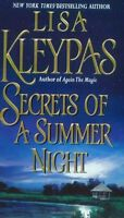 Secrets of a Summer Night (The Wallflowers, Book 1) by Lisa Kleypas