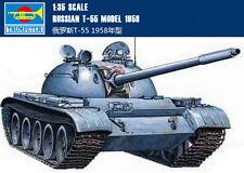 Trumpeter 00342 1/35 RUSSIAN T-55 Model 1958 00342