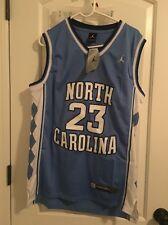 North Carolina Tarheels Michael Jordan #23 Basketball Jersey Top Sz M Clothes
