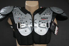 Schutt Youth Y Flex Football Shoulder Pads New Size X-Large Wt 135-150 lbs