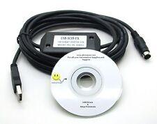 Mitsubishi PLC Cable USB SC09-FX MELSEC SC-09 USB-FX