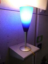 Oligo, Sekt und Selters, Wandleuchte, Designerleuchte, Glas, Dekoration, blau