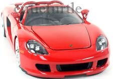 Jada Bigtime 2005 Porsche Carrera GT 1:24 Diecast Red 91994