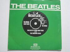 THE BEATLES -  7inch Single - BALLAD OF JOHN AND YOKO