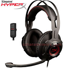Headset Kingston HyperX Cloud Revolver HX-HSCR-BK/AS Earphon Microphone Gaming