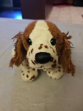 GANZ WEBKINZ SPRING SPANIEL HM170. RARE AND RETIRED