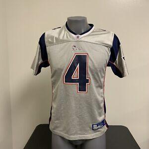 Adam Vinatieri New England Patriots Reebok NFL Football Jersey BOYS XL 18-20