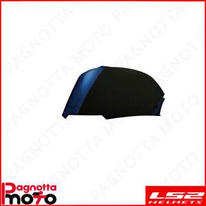 800900VIS17 RICAMBIO CASCO LS2 FF900 VALIANT 2 VISIERA IRIDIUM BLUE