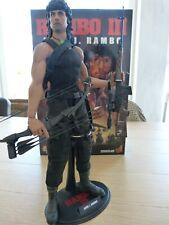 Hot Toys MMS35, John RAMBO III  3, 1/6 collectible figure, Sylvester Stallone
