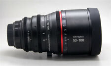 Cinematics Cine lens sigma 50-100mm T2.0 EF for canon mount BMCC, RED SCARLET-W