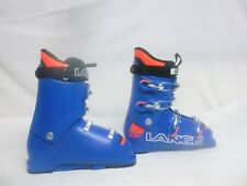 "LANGE  ""RSJ 60"" DH SKI BOOTS YOUTH SZ. 25.5 - NEW"
