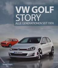 BOEK/LIVRE : VW GOLF 1 2 3 4 5 6 7 (volkswagen cabriolet,gti,oldtimer,scirocco