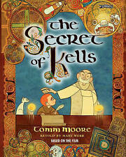 The Secret of Kells-ExLibrary