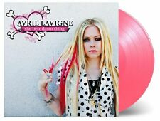 Avril Lavigne - The Best Damn Thing - LP PINK Vinyl 2500 copies NEW! PRE-ORDER!