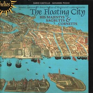 The Floating City / His Majestys Sagbutts & Cornetts