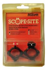 Millett Scope Site Adjustable Sight Low - Sc00005