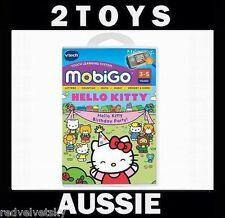 Vtech MOBIGO 2 Game ~ HELLO KITTY ~ NEW
