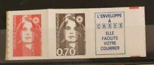 FRANCE MARIANNE BICENTENAIRE N° 2874c ( 2874 + 2873 + vignette ) NEUF **