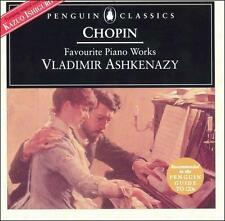 Various Artists : Chopin: Favourite Piano Works CD