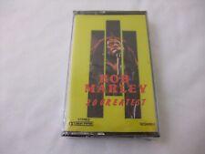 Bob Marley 20 Greatest Audio Cassette Tape--NIP