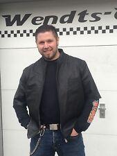 Biker Kutte, Outlaw Kutte Gr.XL
