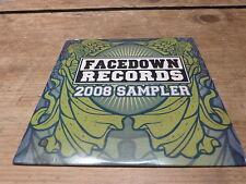 Various – Facedown Records 2008 Sampler  HARD ROCK !!!!RARE CD!!