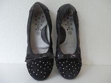 Chaussures Ballerine noire avec strass taille 36