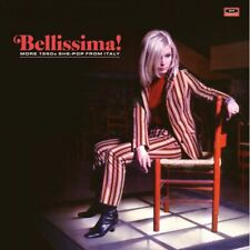 "BELLISSIMA!  ""MORE 1960's SHE-POP FROM ITALY"" 14 TRACKS LP"