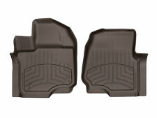 WeatherTech 3D Floor Mats For 2015-2020 Ford F-150 1st Row Pair 476971IM Cocoa
