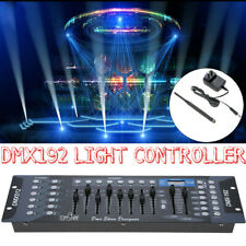192 DMX Channels Controller DMX512 Stage ing Console for DJ Stage