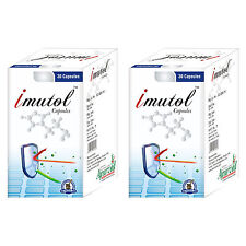 Herbal Immunity Booster Supplements Strengthen Immune System Imutol 60 Capsules