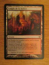 x1 Carte Magic MTG Temple de la malice VF rare