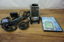 Vintage Compaq iPAQ Pocket PC with GPS and Pocket Streets Software [B5]