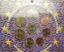 Série Officielle Et Complete Des Euros 2002 Qualité Bu
