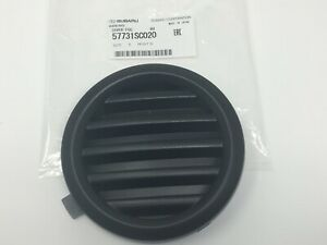 2009-2013 Subaru Forester Front Right Fog Light Hole Cover NEW 57731SC020 OEM