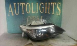 Nice Passenger Headlight With Xenon HID Fits 05-07 BMW 525i 83828
