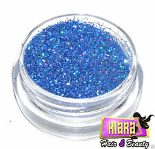 Dark Blue Laser Eye Shadow Glitter Sparkling Dust Body Face Nail Party Make-Up