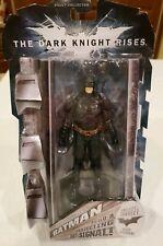 """Batman """"The Dark Knight Rises"""" Figure - Movie Masters Batman Bat Signal, New"""