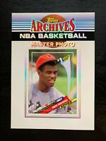 1992-93 Topps Archives Master Photo - David Robinson
