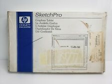 Vintage HP Sketch Pro Graphics Tablet 7060A