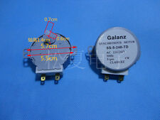 beautiful/galanz Microwave Oven Synchronous Motor 4W 5RPM AC 220-240V