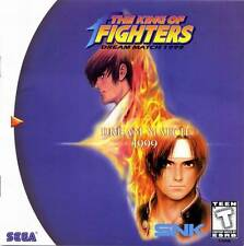 King Of Fighters Dream Match '99 - Dreamcast Game