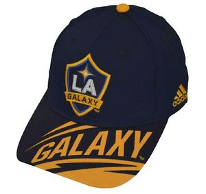 LA Galaxy Adjustable Cap