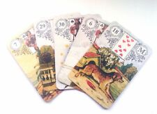 Mini Cards Ленорман Tarot Madame Lenormand 36 Fortune Telling ORACLE