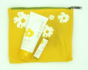 Mary Kay Tropical Pineapple Sugar Scrub & Eau De Toilette Gift Set With Bag
