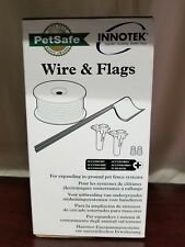 PetSafe Innotek PRFA-500 Boundary Wire / Flag Expansion Pack NIB