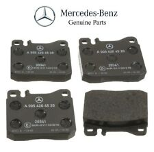 For Mercedes R107 W116 W123 W126 280CE 300SD Front Brake Pad Set OES 0054204520