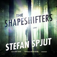 The Shapeshifters by Stefan Spjut (2015, CD)