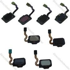 OEM Home Button Fingerprint Sensor Flex Cable New For Samsung S8 S8+ S9 S9+ Plus