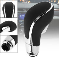 Automatic Gear Shift Knob Stick Shifter Lever Black For Opel Vauxhall Insignia